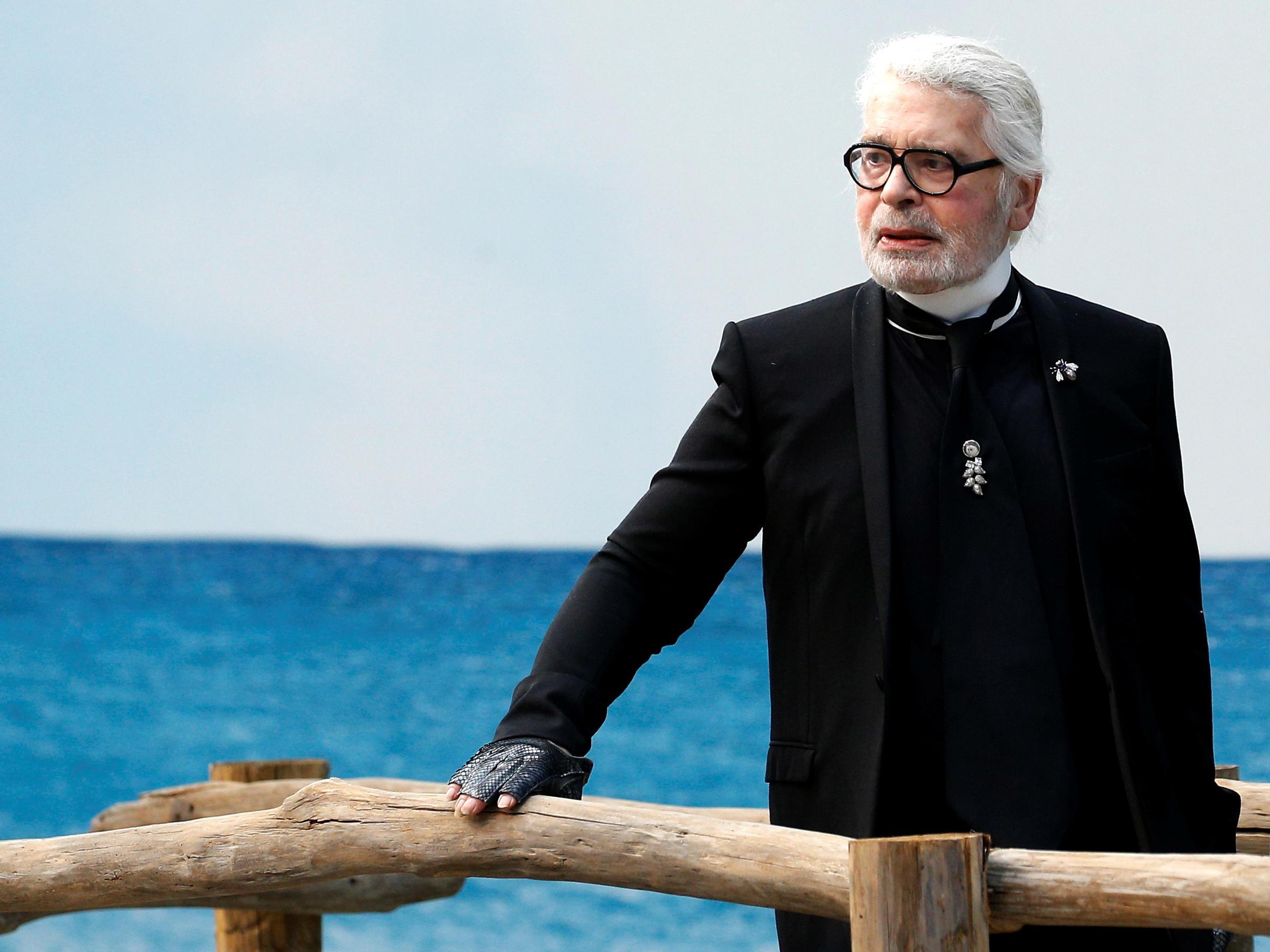 fbc04302e03 Karl Lagerfeld Dies  A High Priest Of High Fashion