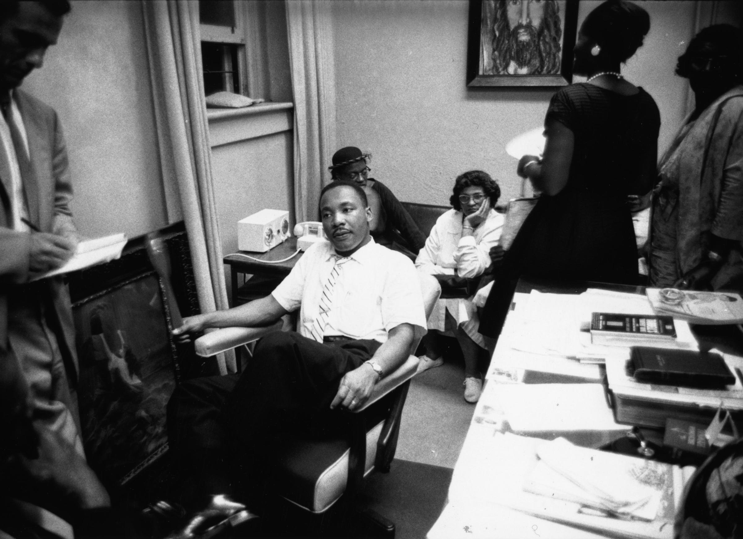 The Power Of Martin Luther King Jr.'s Anger