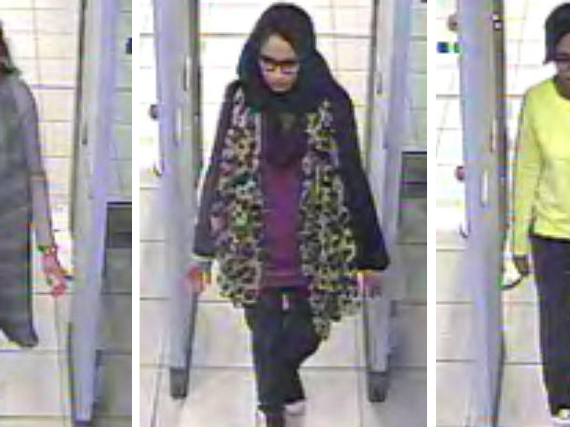British Isil bride Shamima Begum can return to UK, Justice Secretary concedes