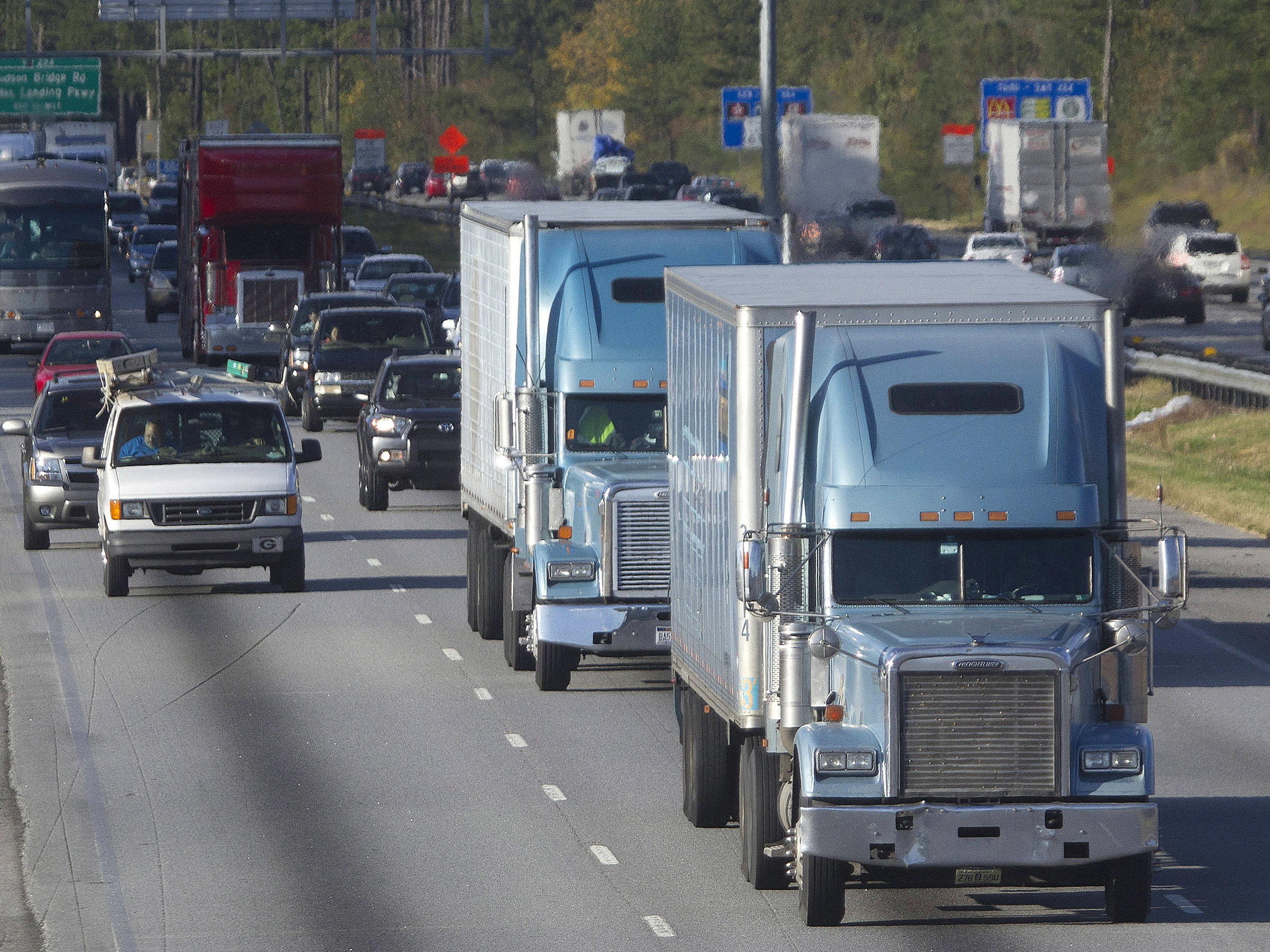 trucking companies that hire new cdl drivers