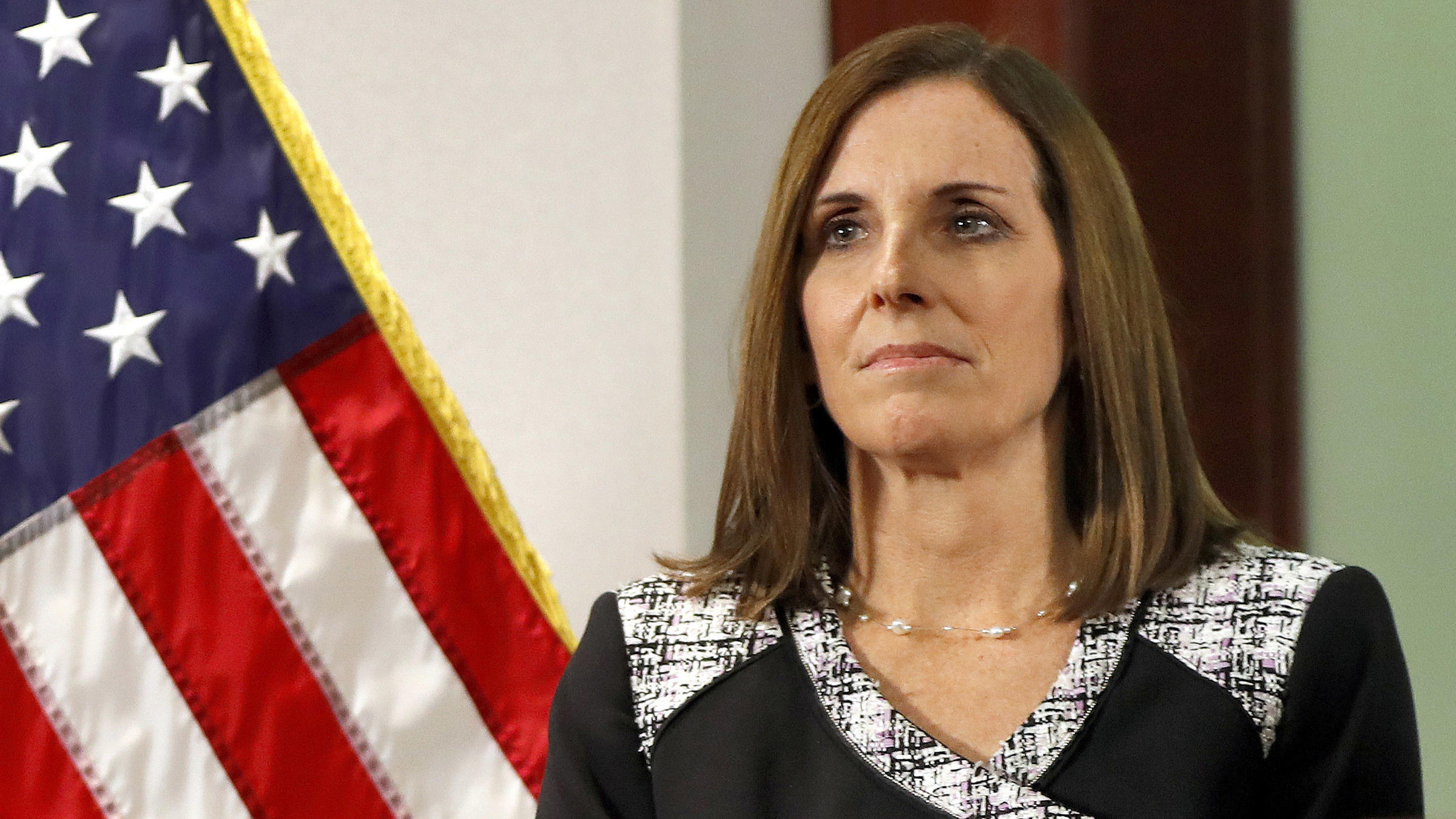 Martha McSally Alleges Rape by Superior Officer in Air Force