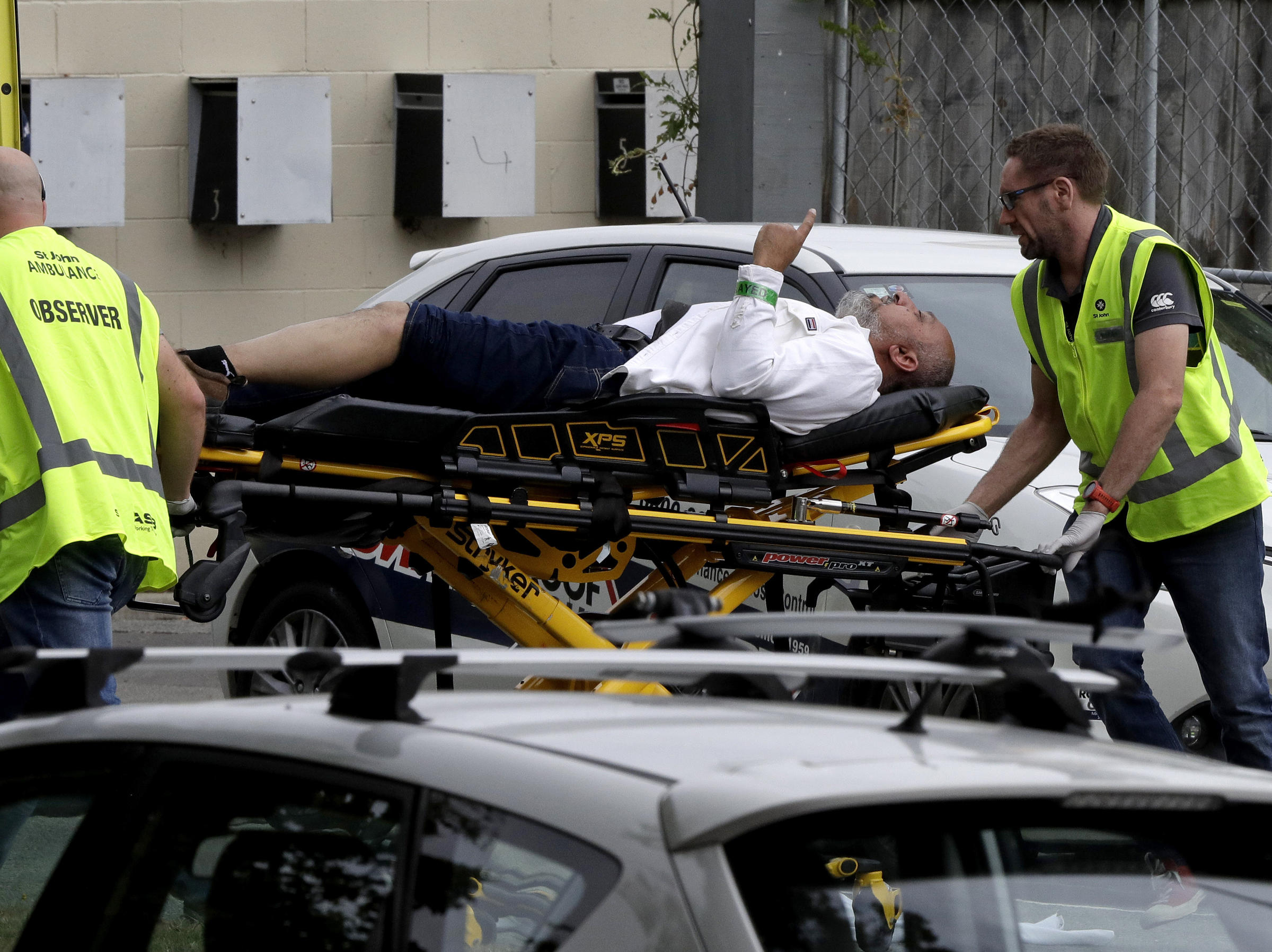 Christchurch Attack: 49 Dead In 'Terrorist Attack' At 2 Mosques In Christchurch