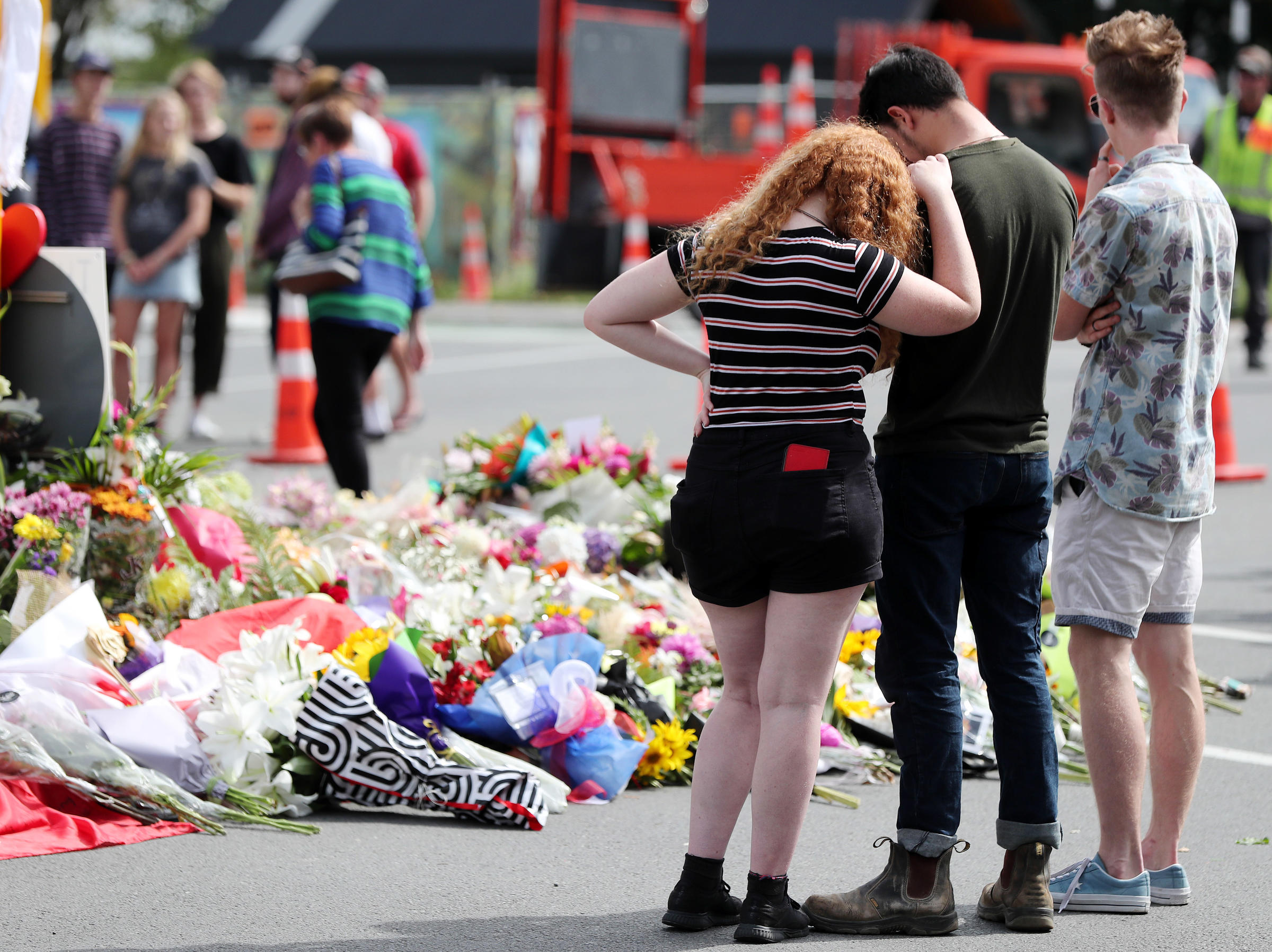 New Zealand Mosque Attack Hd: As Families Learn Fates Of Loved Ones, New Zealand Mourns