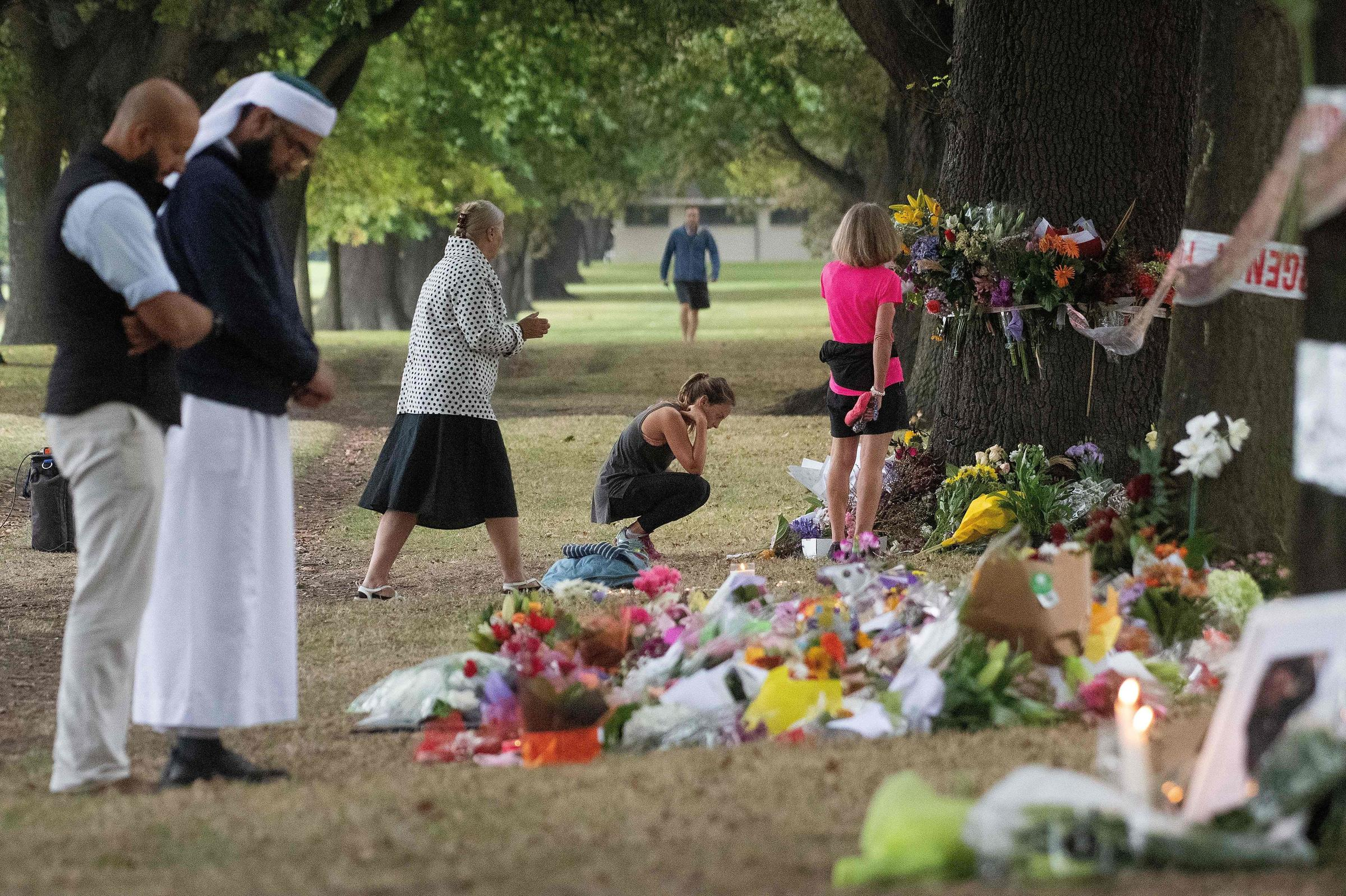 Pray For Christchurch Hd: 'Shocked' New Zealand Rifle Club Revokes Membership Of