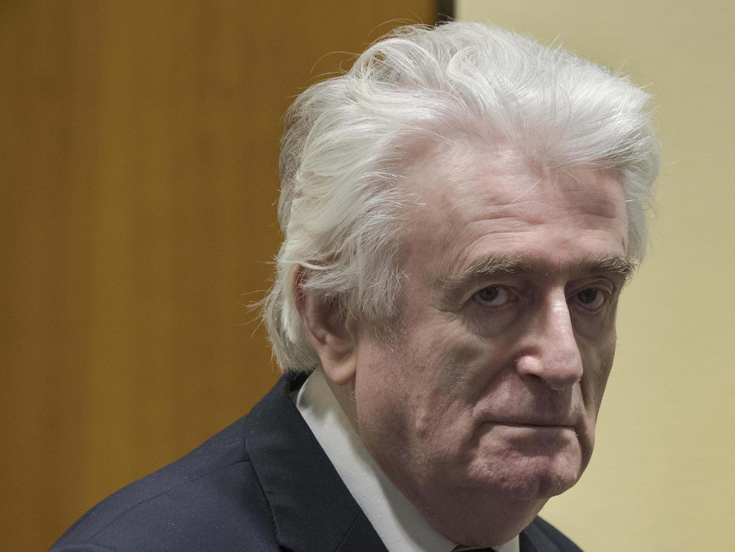 Radovan Karadžić Gets Life As Hague Court Upholds Genocide Conviction