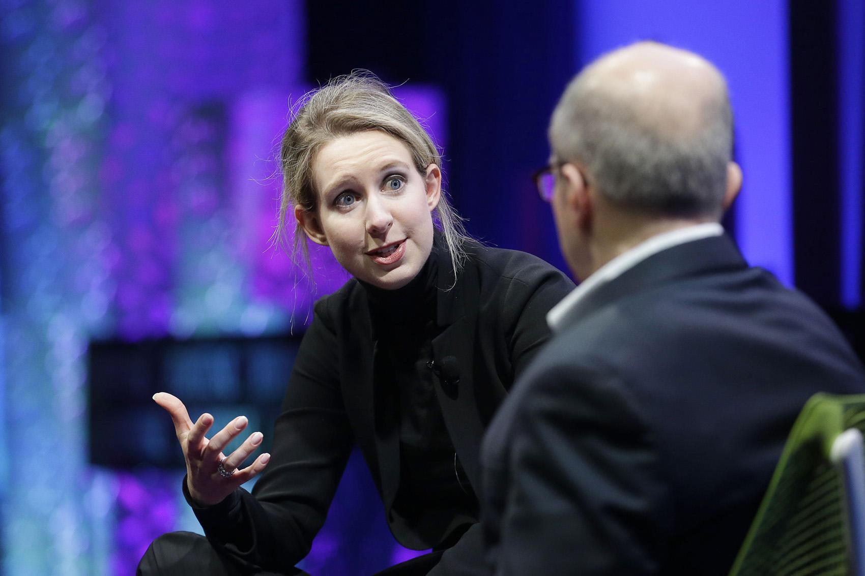 'The Inventor': Elizabeth Holmes' Theranos Scam That Rocked Silicon Valley