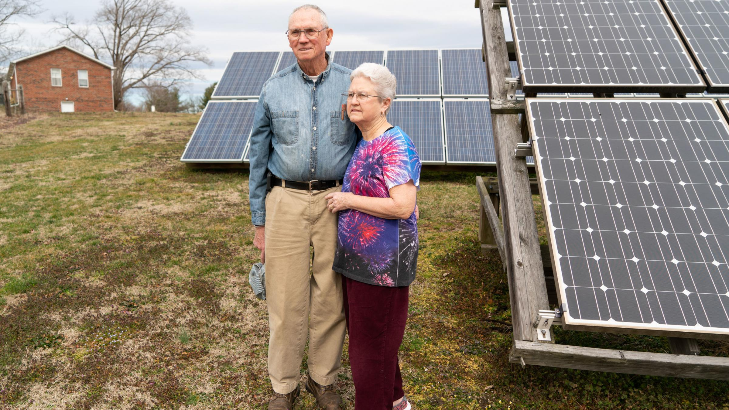 A Battle Is Raging Over The Largest Solar Farm East Of The Rockies