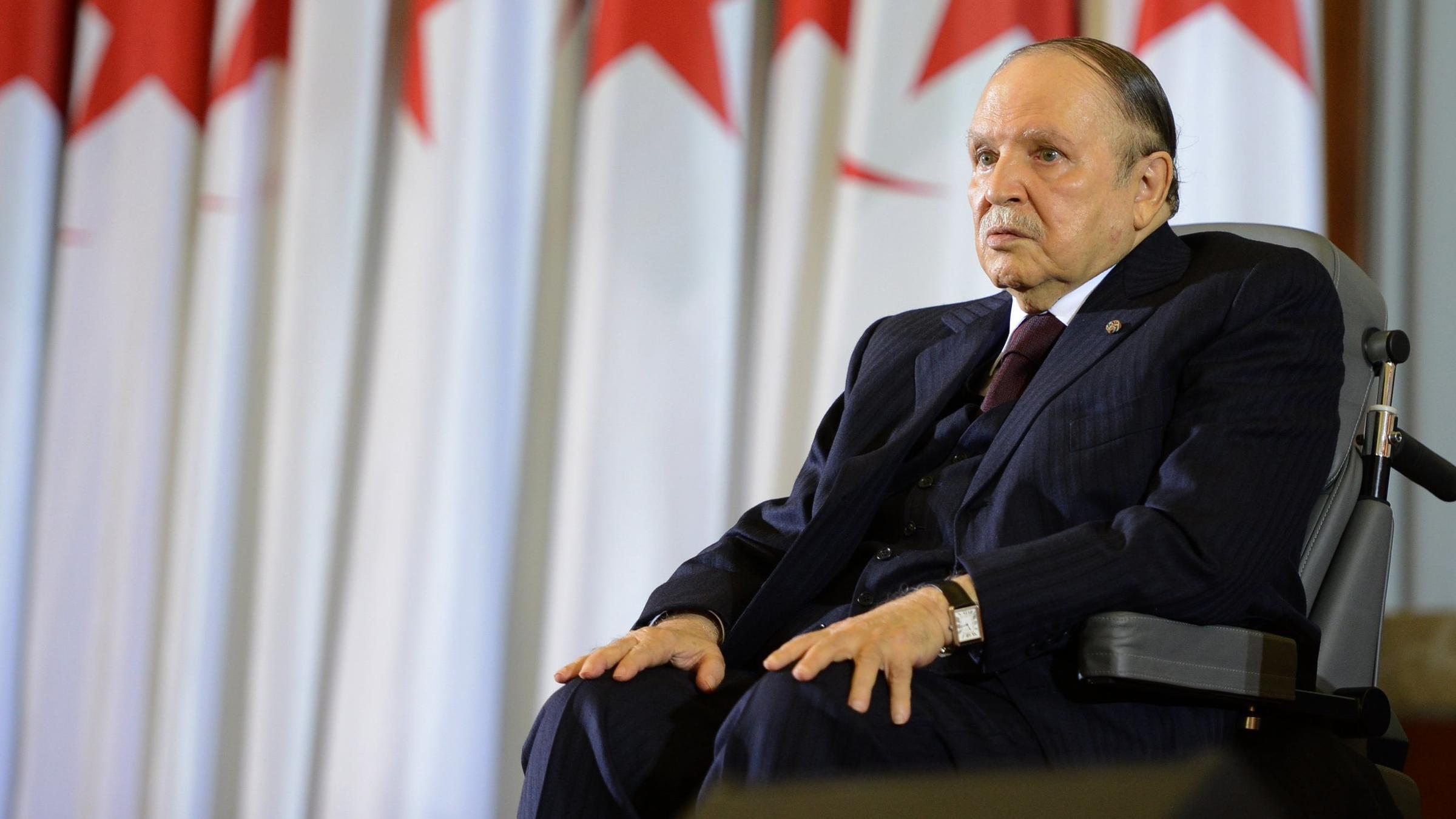 Image result for president bouteflika