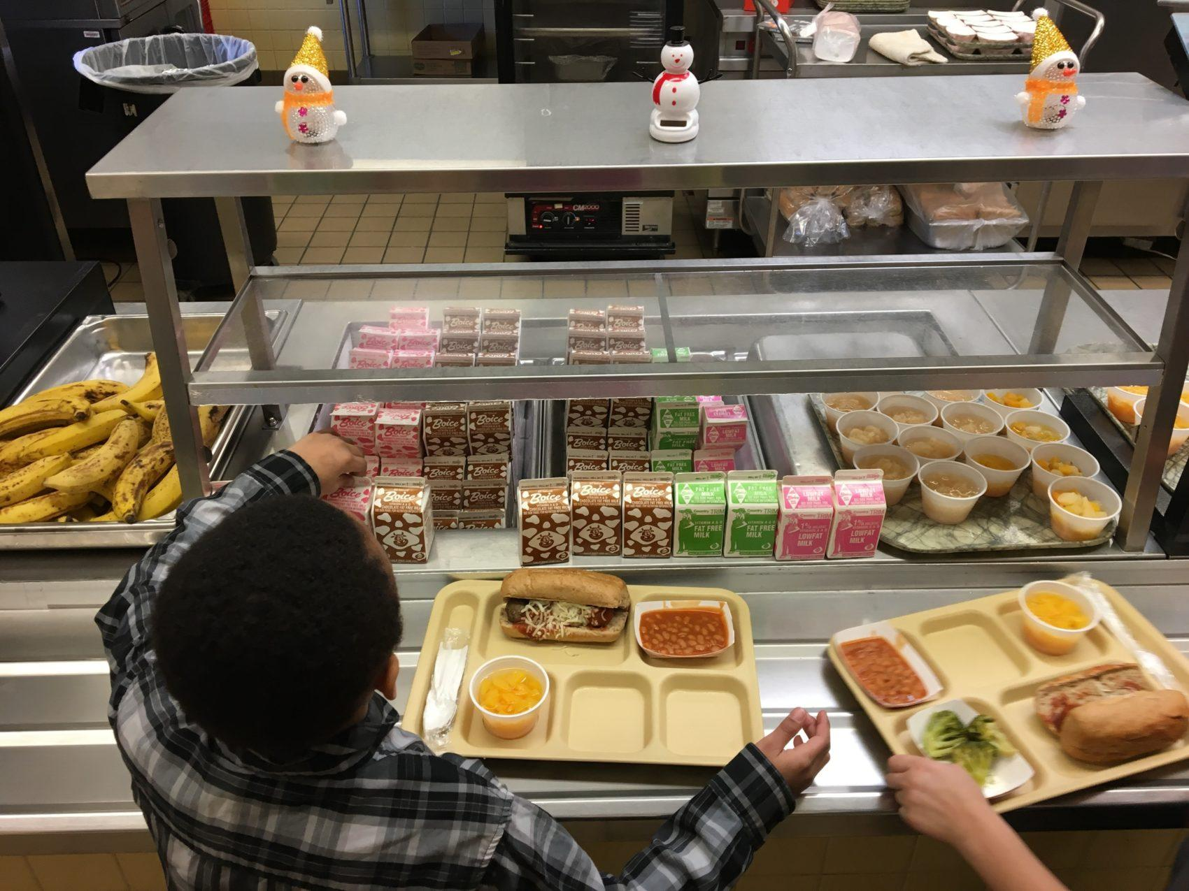 States Sue Trump Administration Over Changes To Obama-Era School Lunch Standards