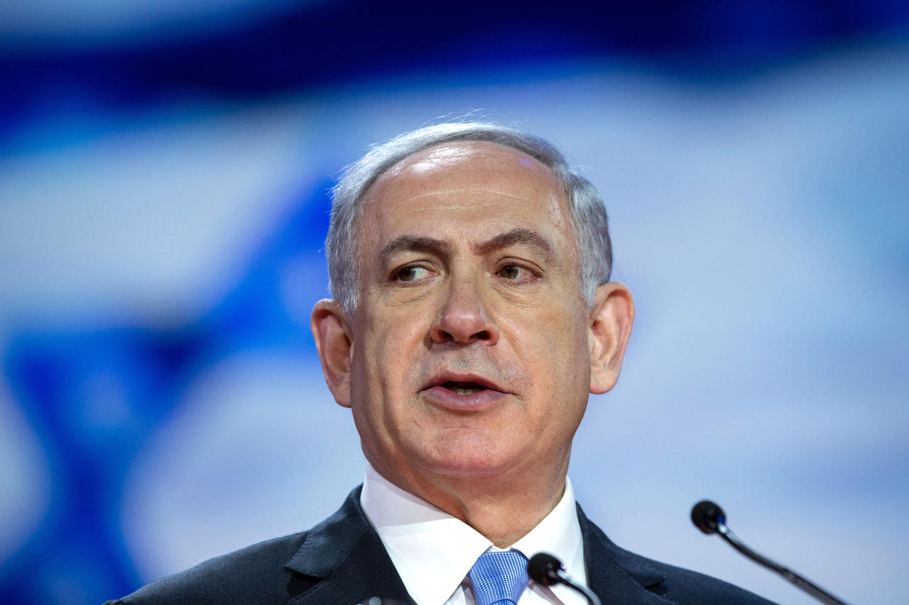 Netanyahu promises to annex West Bank Jewish settlements if re-elected