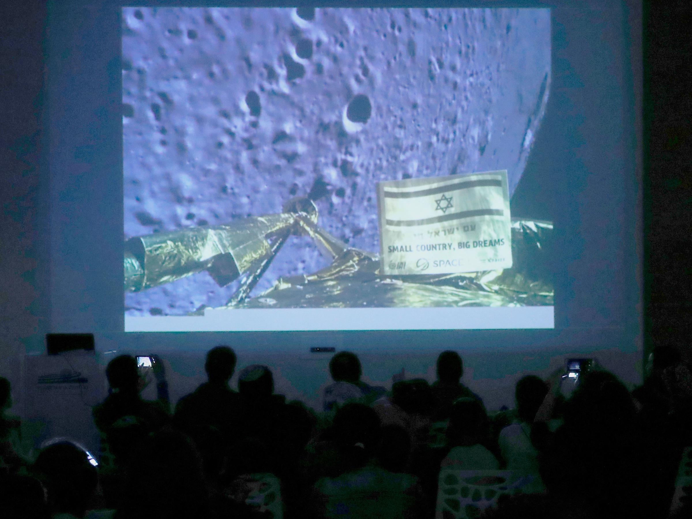 Israel Poised to Join Cosmic Powers with Lunar Landing