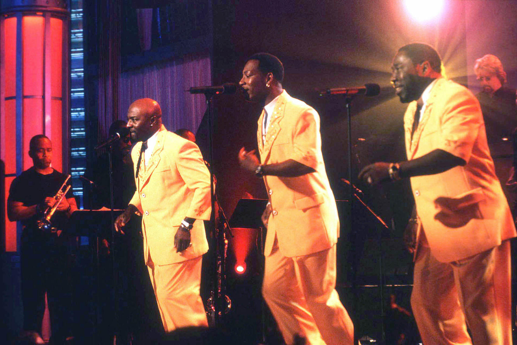 The O'Jays Are Back, Sharing 'The Last Word' On Award-Winning Musical Career
