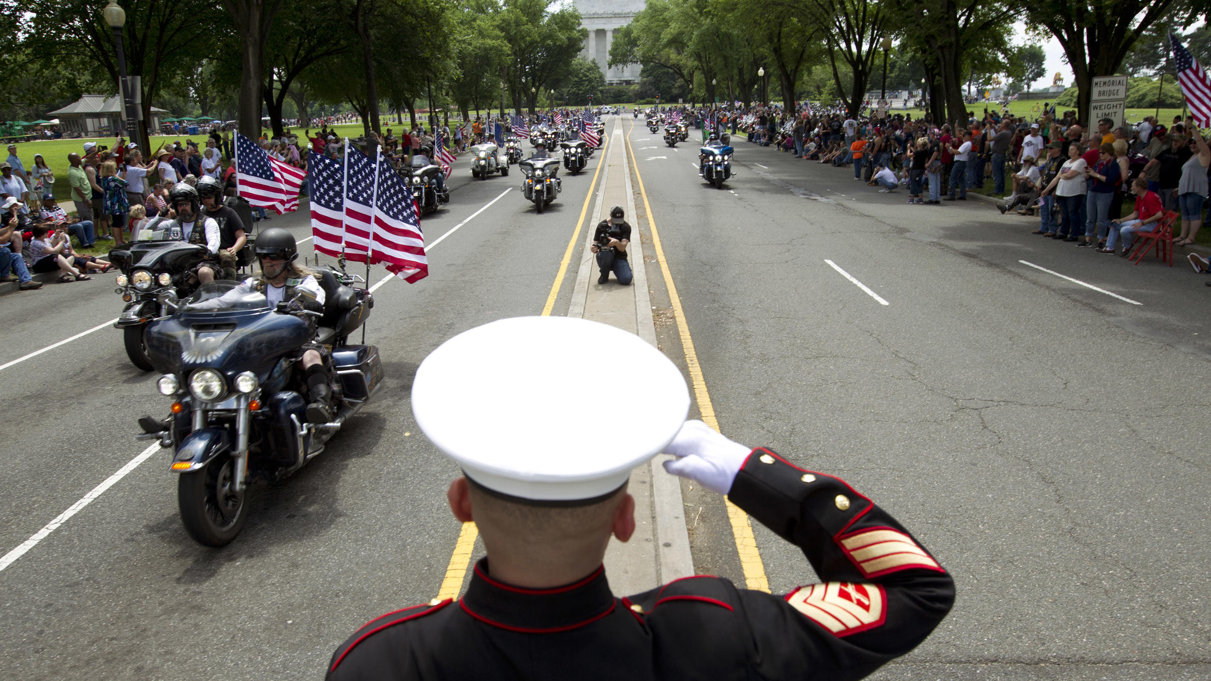 Rolling To A Halt: Memorial Day Motorcycle Rally Ends 30-Year Tradition