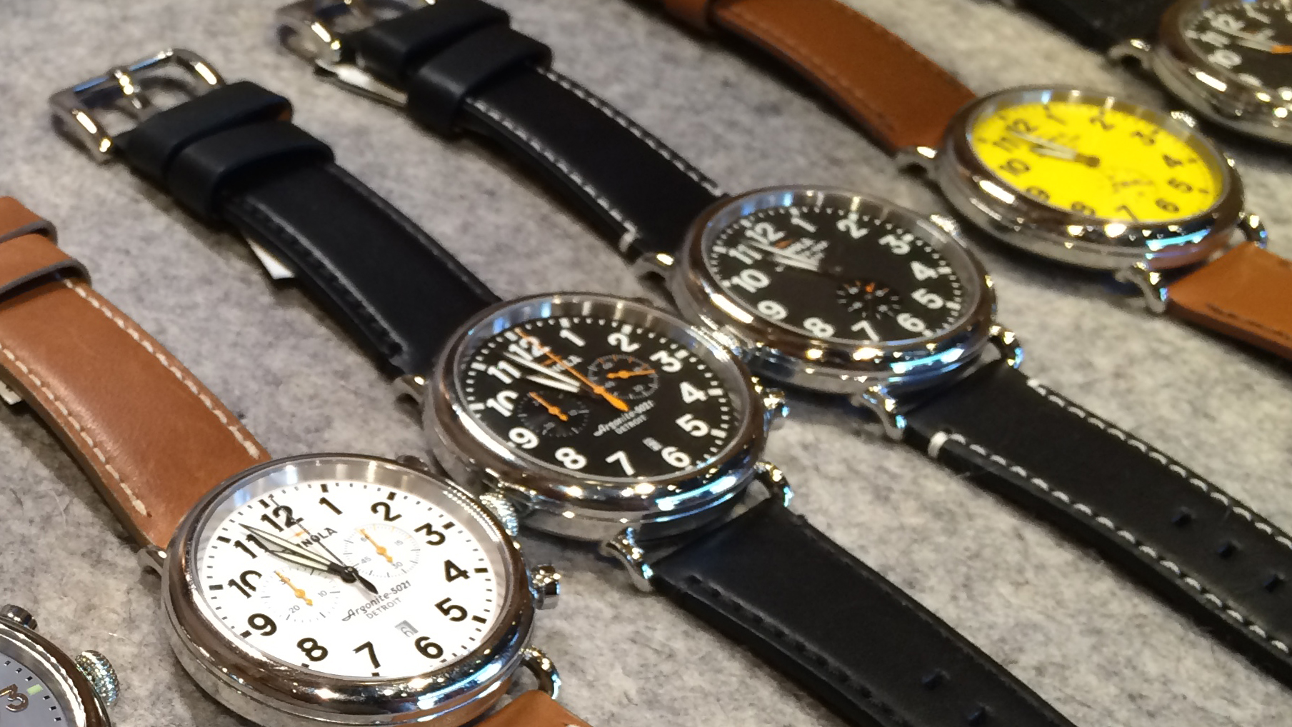 clinton watch company
