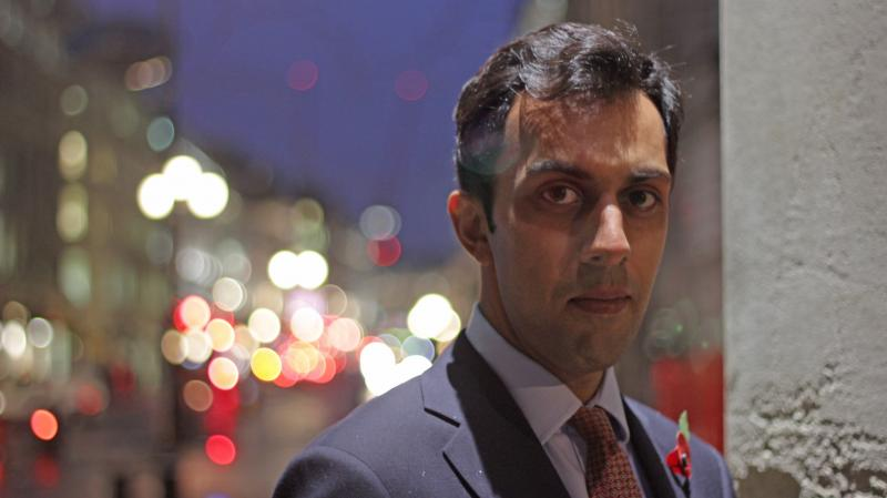 <p>Waleed Ghani has announced he'll run for election in his south London district.He's officially registered with the Electoral Commission as the Whig Party candidate.</p>
