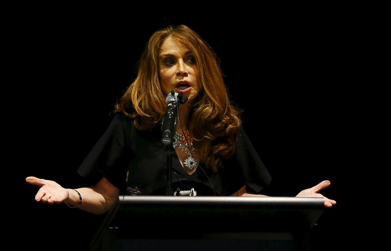 "<p>Pamela Geller is a political blogger and the founder of the ""American Freedom Defense Initiative,"" which is described by some as a hate group. </p>"