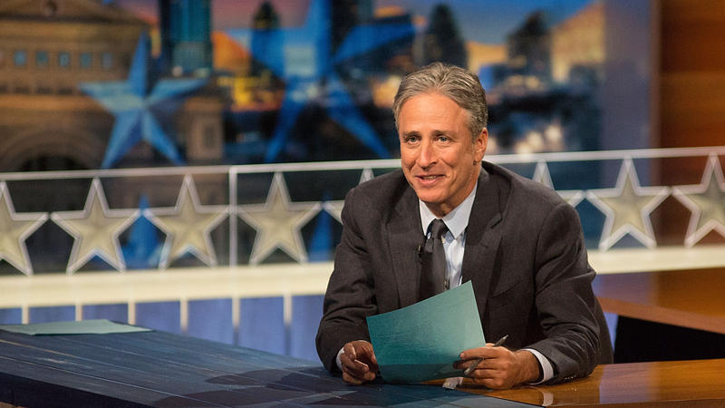 <p>Jon Stewart said he was stepping down because he wasn't getting the same satisfaction after doing the show for 16 years.</p>
