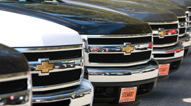 Auto sales buoyant as consumers get loans | West Virginia ...