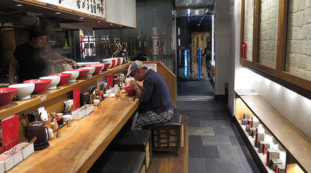 Ippudo, a Tokyo-based ramen chain, tweaks each of its international restaurants to fit in smoothly with the local culture.
