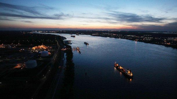 Mississippi River basin gets D+ grade | SDPB Radio