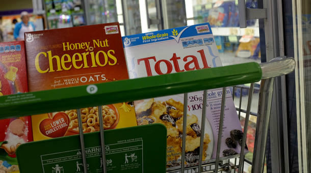 Food Giant General Mills Tries Out Some New Tactics West Virginia