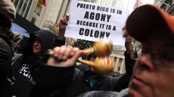 Jack Lew's morale-boosting trip to Puerto Rico | WWNO