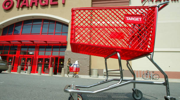 Though Target's electronic sales have been struggling, its apparel and home sales are up.