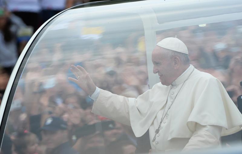 Pope Francis' Visit Spotlights Poland's Turn Toward Extreme Nationalism