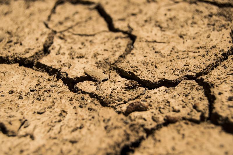 soil/drought dirt
