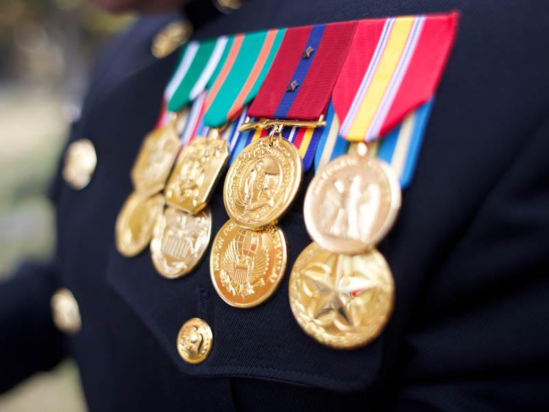 Veteran -Medals 082216P