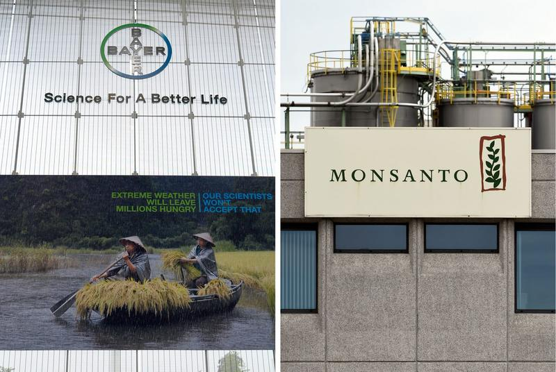 Bayer Confirms $66 Billion Acquisition Of Monsanto