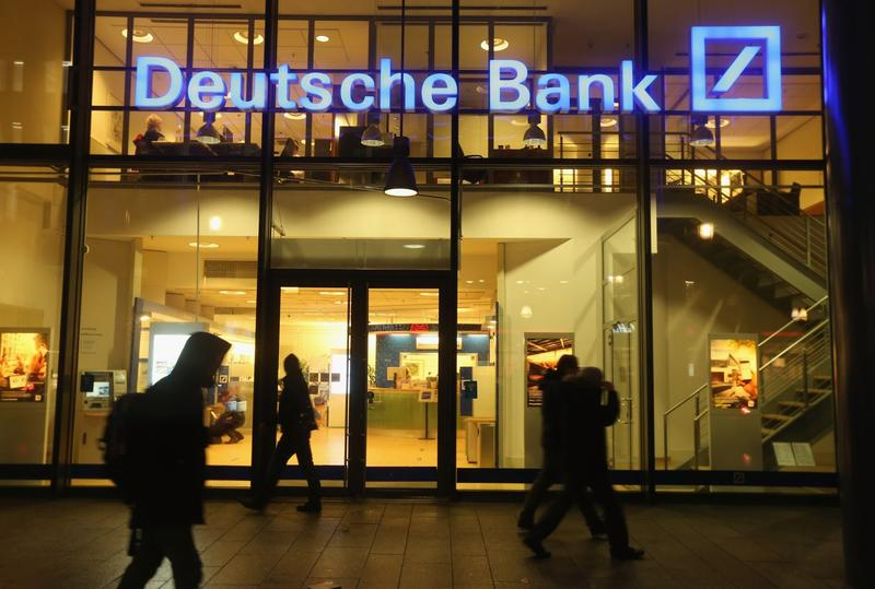 Deutsche Bank Disputes Justice Department Settlement Amount