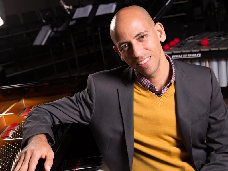 In his new album, Latin American Songbook, jazz pianist Edward Simon offers a new take on some of his favorite Latin standards.