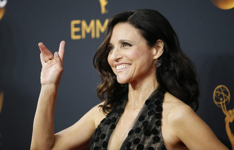Julia Louis-Dreyfus, 'Game Of Thrones' Highlight 2016 Emmy Awards