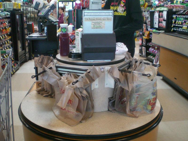 plastic bags - p