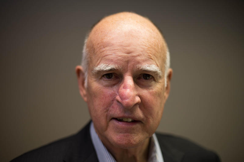 Jerry Brown 110216P