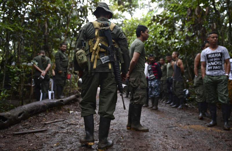 Long-Sought Peace Accord Is Signed In Colombia