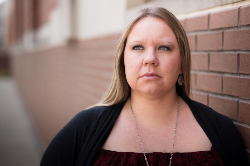 Sarah Barham, a Centerstone Recovery Coach. TKT