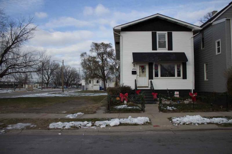 The East Chicago neighborhood became an EPA Superfund site in 2009 (Nick Janzen/IPB News)