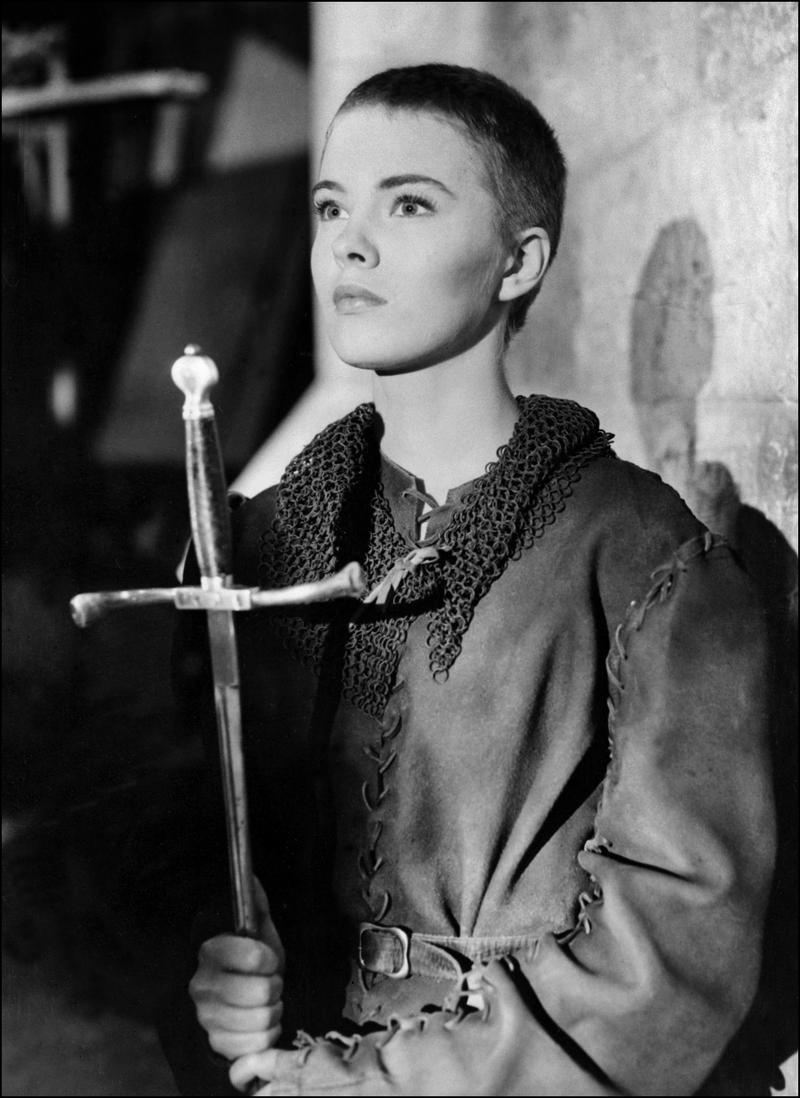 Actress Jean Seberg. (Photo credit should read AFP/AFP/Getty Images)
