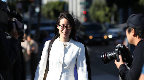 Ellen Pao stepped down from her job as Reddit's CEO just months after she was appointed.