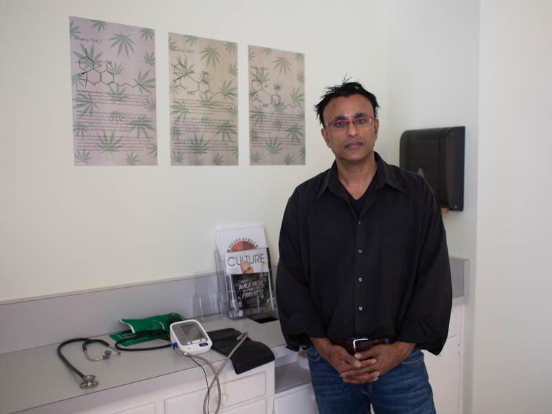 Dr. Binoj Matthew is the medical director at Tetra Health Centers.