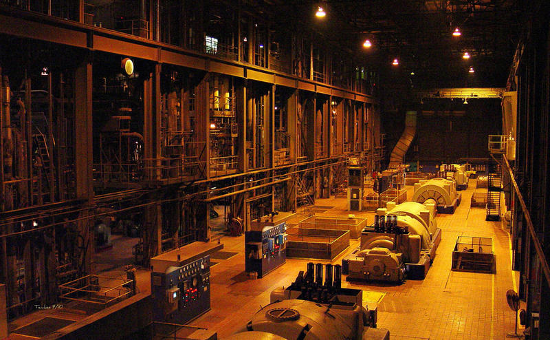 "<p>This is a photo from inside the coal-fired Richard H. Gorsuch Generating Station in Marietta, Ohio. The plant was closed later that year to <a href=""https://www.epa.gov/enforcement/american-municipal-power-clean-air-act-settlement"">resolve</a> violatio"