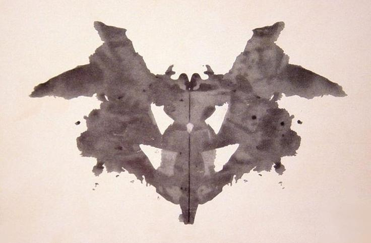 By Hermann Rorschach (died 1922) - http://www.pasarelrorschach.com/en/inkblots.htm, Public Domain, https://commons.wikimedia.org/w/index.php?curid=3594353