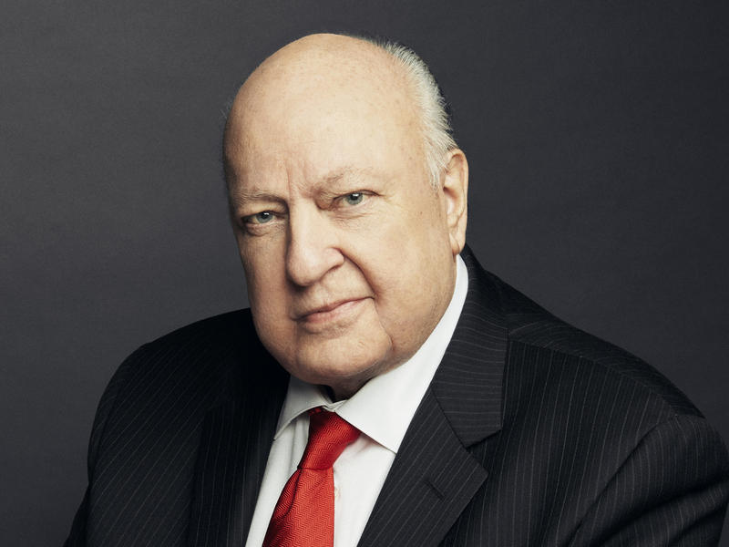 Then-Fox News Chairman and CEO Roger Ailes, photographed in November of 2015.