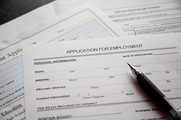 Currently, state employment applications ask applicants to self-report criminal history. (Flazingo Photos/ https://flic.kr/p/nuRKsv )