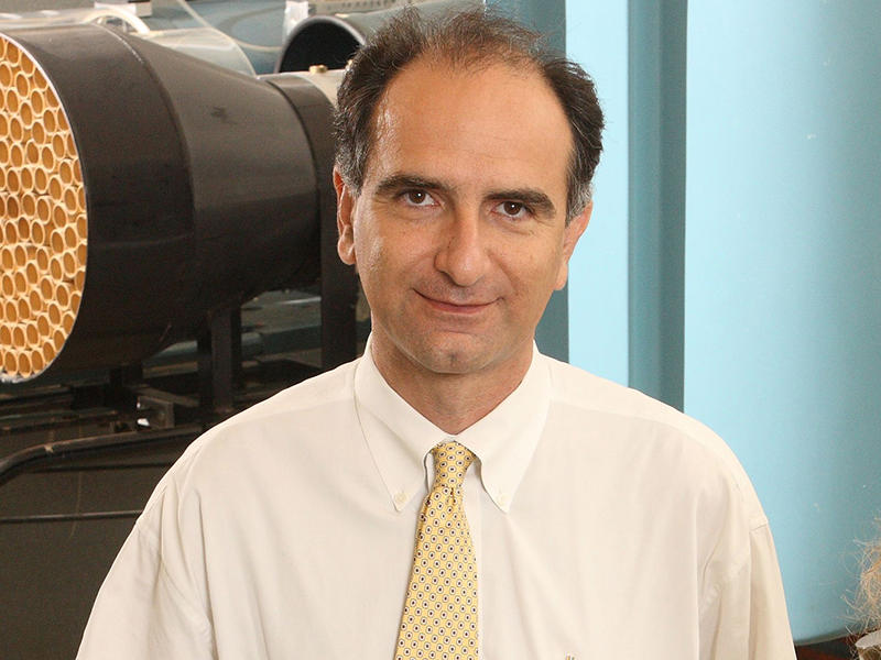 Dr. Hossein Haj-Hariri, Dean of the College of Engineering and Computing at the University of South Carolina.
