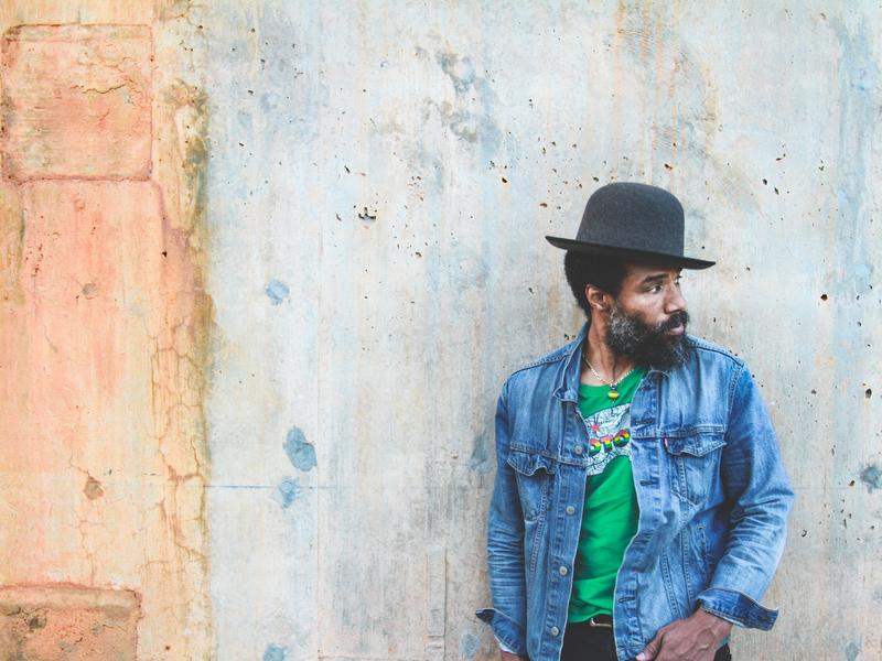 Cody ChesnuTT's new album, My Love Divine Degree, is out June 2.