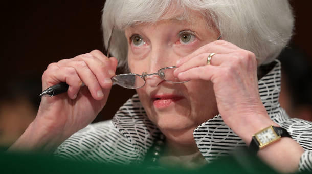 Federal Reserve Board Chair Janet Yellen testified before the Senate Banking, Housing and Urban Affairs Committee this week.