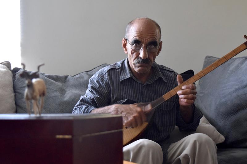 <p>Hamo is a Yazidi living in Lincoln, Nebraska.</p>